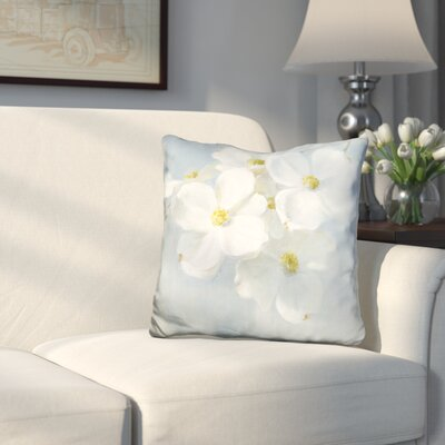 Banes Blossoms Throw Pillow