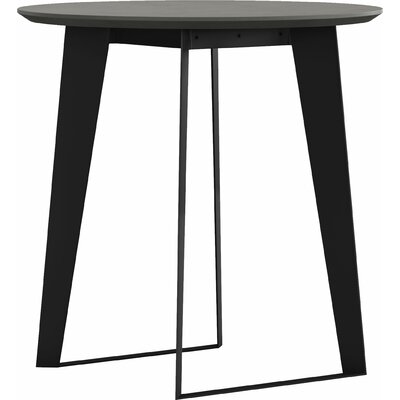 Amsterdam Counter Height Dining Table Color: Gray