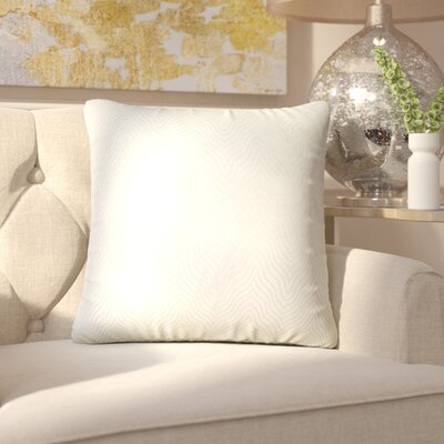 Chesterwood Solid Down Filled Throw Pillow Size: 24 x 24, Color: Seagreen
