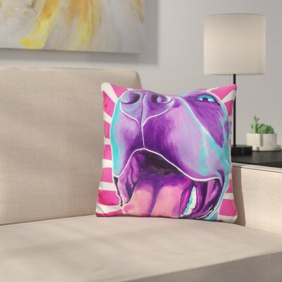 Valen Throw Pillow