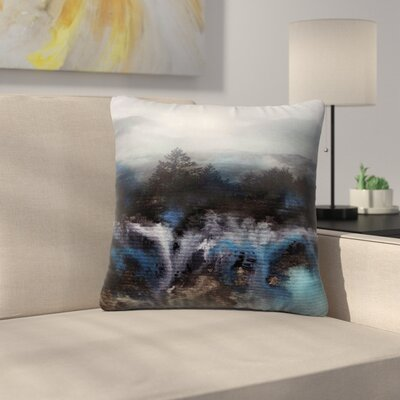 Viviana Gonzalez Calling the Sun III Outdoor Throw Pillow Size: 16 H x 16 W x 5 D