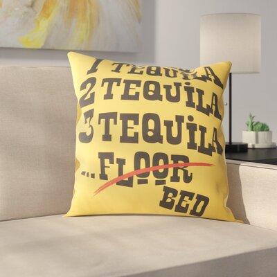 100% Cotton Throw Pillow