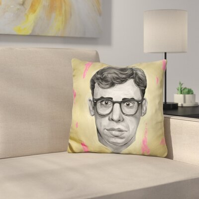 Moranis Throw Pillow