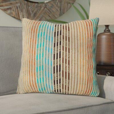Belafonte Stripe 100% Cotton Throw Pillow