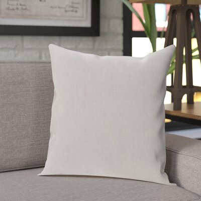 Are Pillow Cover Color: Light Gray