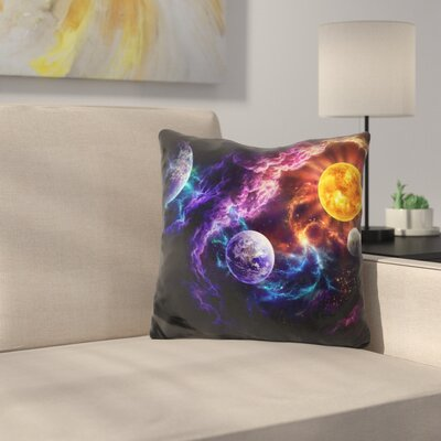 Plan of Salvation Throw Pillow
