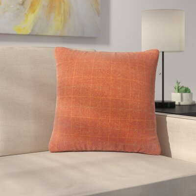 Baltimore Plaid Down Filled Throw Pillow Size: 22 x 22, Color: Multi