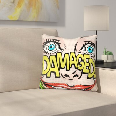 Never Go Crazy Throw Pillow