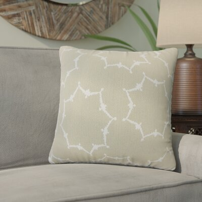 Menifee Geometric Down Filled 100% Cotton Throw Pillow Size: 24 x 24