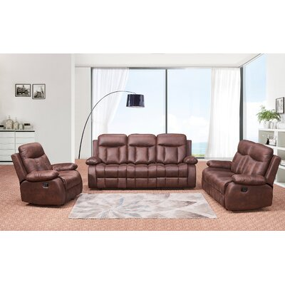 Dove Springs 3 Piece Living Room Set