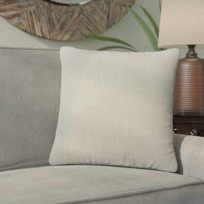 Whitehead Solid Throw Pillow Color: Jute