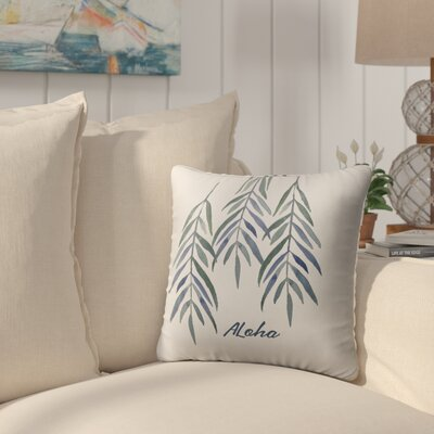 Emille Indoor/Outdoor Throw Pillow Size: 16 x 16