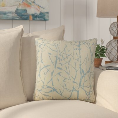 Watson Graphic Linen Throw Pillow
