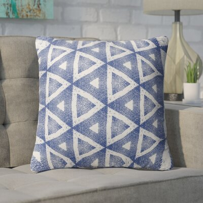 Allison Indoor/Outdoor Throw Pillow Size: 18 H x 18 W x 6 D