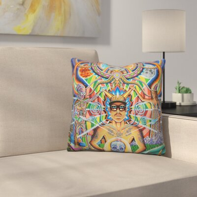 Moment of Truth Throw Pillow