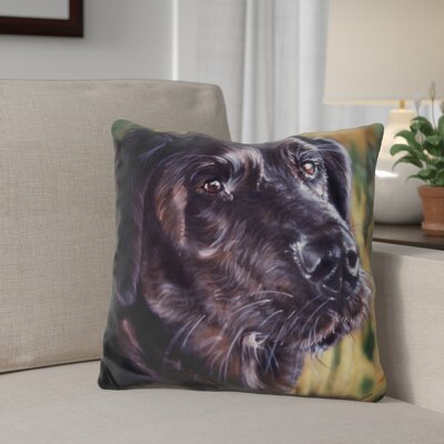 Gibney Forever Faithful Throw Pillow