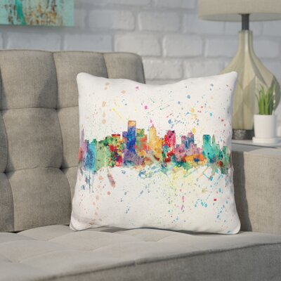 Cordray Massachusetts 1955 Throw Pillow