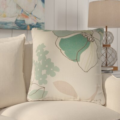 Teddy Transitional Throw Pillow Size: 22 x 22