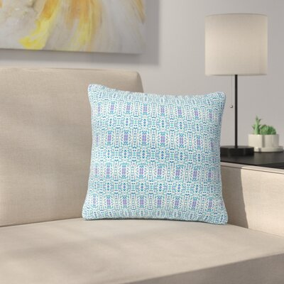 Carolyn Greifeld Shabby Digital Outdoor Throw Pillow Size: 18 H x 18 W x 5 D