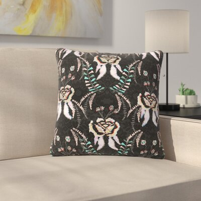 Fernanda Sternieri Luanda Tribal Outdoor Throw Pillow Size: 18 H x 18 W x 5 D