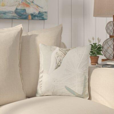 Burritt Golden Reef Panel Throw Pillow