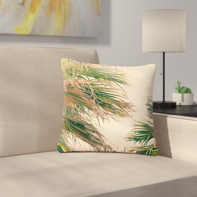 Ann Barnes Summer Lovin Outdoor Throw Pillow Size: 16 H x 16 W x 5 D