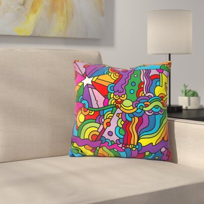 Mambo 216A Throw Pillow