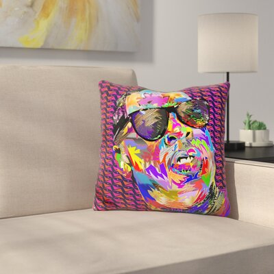 Jay Z Throw Pillow