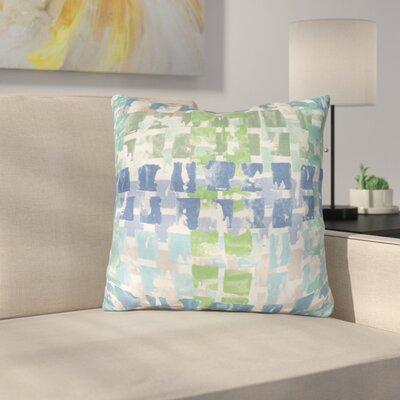 Bernardi Throw Pillow Color: Lakeland