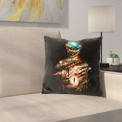 Transcend Throw Pillow