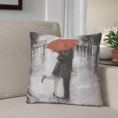 Gillispie Caught in The Rain Throw Pillow