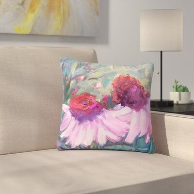 Carol Schiff Woodland Fantasy Outdoor Throw Pillow Size: 16 H x 16 W x 5 D