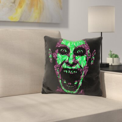 Joker Suicide Throw Pillow