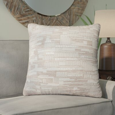 Cambell Cotton Throw Pillow Type: Pillow, Fill Material: Polyester/Polyfill
