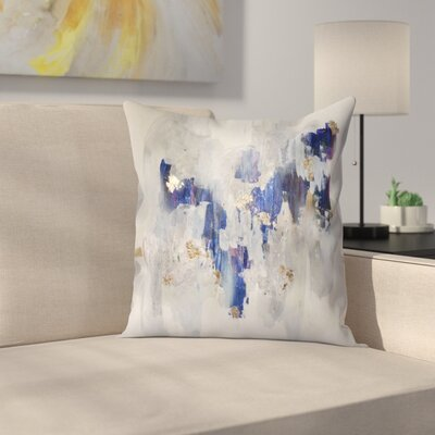 Christine Olmstead North  Throw Pillow Size: 16 x 16