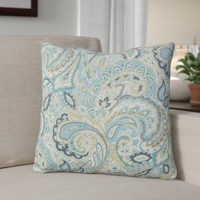 Wilfong Throw Pillow Color: Aquarius