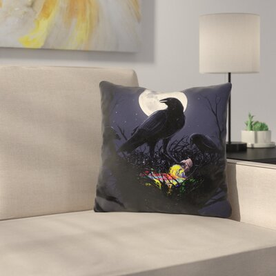 ItS Ice Cream Time Throw Pillow