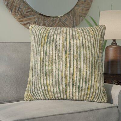 Del Rey Oaks Decorative 100% Cotton Throw Pillow Color: Multi