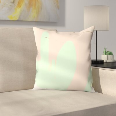 Kasi Minami Untitled 39 Throw Pillow Size: 18 x 18
