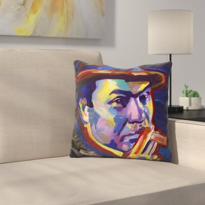 Edward G Robinson Throw Pillow