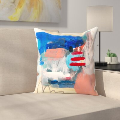 Olimpia Piccoli Someone in Love Throw Pillow Size: 14 x 14