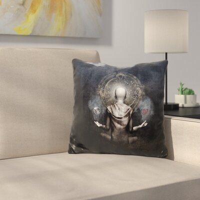 The Projection Throw Pillow