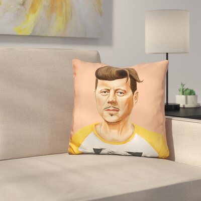 Kennedy Throw Pillow