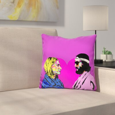 Bomber Ymargo Throw Pillow