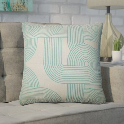 Wyman Geometric Throw Pillow
