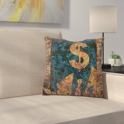Portrait Anon Throw Pillow