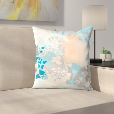 Sheyn Throw Pillow Size: 18 x 18