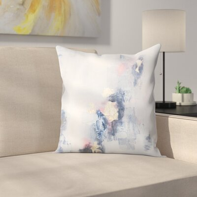 Christine Olmstead Rise Throw Pillow Size: 16