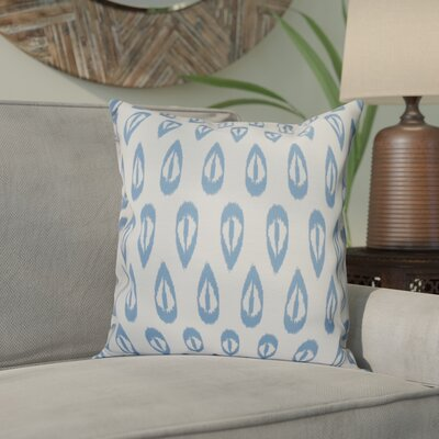 Bridgehampton Outdoor Throw Pillow Size: 20 H x 20 W, Color: Blue