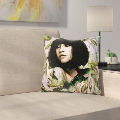 In Bloom II Throw Pillow